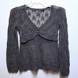 Anthropologie | Knitted & Knotted Long Sleeve